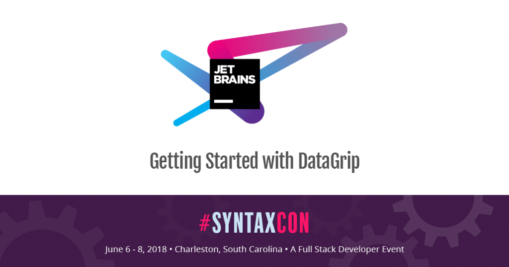 Getting Started with DataGrip